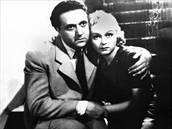 Hugo Haas s Věrou Ferbasovou