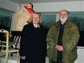 Eva a Jan Švankmajerovi