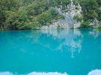 Plitvická jezera lákají filmaře