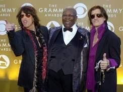 Aerosmith a B. B. King