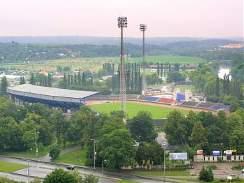 Plzeň - stadion