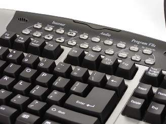Multimediální klávesnice SafeWay - malé dejavu za pár stokorun