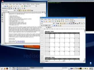 KDE Koffice