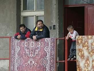 Romové v Kostelci