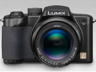 Digitální fotoaparát Panasonic Lumix FZ5