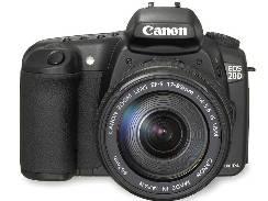 Digitální fotoaparát Canon EOS 20D