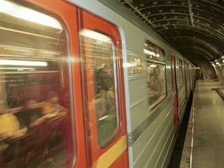 Pra�ské metro