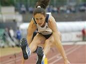 Šárka Kašpárková obsadila na Zlaté tretře 3. místo.