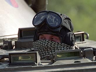 Češi převzali velení v Kosovu