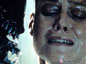 Vetřelec - Sigourney Weaver