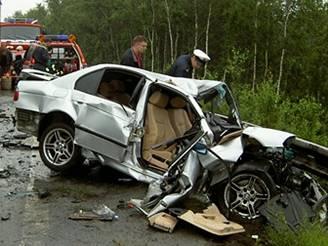Při nehodě na Pelhřimovsku zemřeli dva lidé