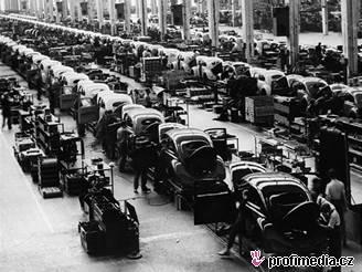 Volkswagen - výroba