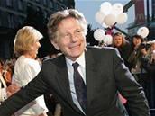 Režisér Roman Polanski v sobotu v Praze představil svůj nový snímek Oliver Twist, který natočil v Česku.