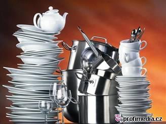 Aby nádobí bylo krásn� �isté, je nutné dodr�ovat ur�ité zásady.