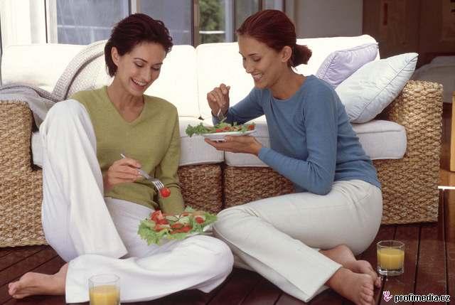 Zdraví, hubnutí, dieta - ilustrační foto
