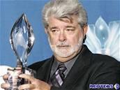 Režisér George Lucas získal cenu People's Choice za nejlepší film.