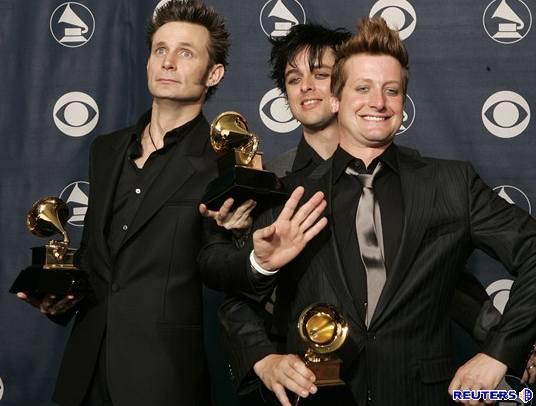 Grammy - Green Day