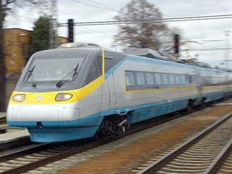 Drobné poškození kol podle Českých drah neohrozilo cestující. Ilustrační foto