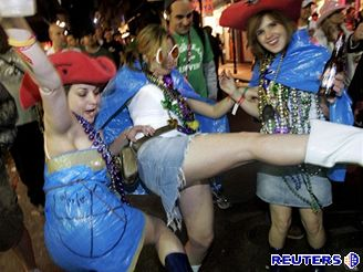 Masopust Mardi Gras