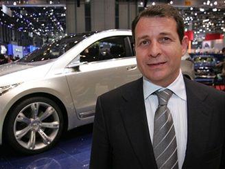 Viceprezident Hyundai Europe Gerry Dorizas.