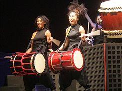 Bubeníci Yamato vystoupili v Praze