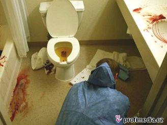Crime Scene Cleaners - márnice
