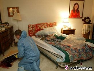 Crime Scene Cleaners - ložnice