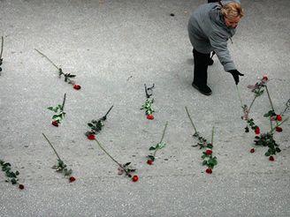 Miloševičův pohřeb