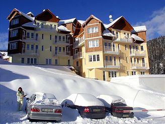 Podobně jako v Krkonoších i na Šumavě brzo vyrostou domy s víkendovými byty.