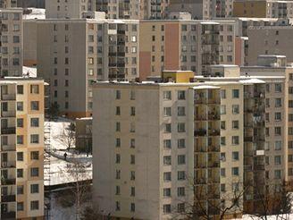 Město do současné chvíle schválilo prodej 323 bytů. Ilustrační foto