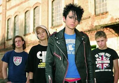 Kliknutím zobrazíte větší formát - Tokio Hotel