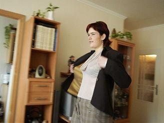 Iva a její šatník