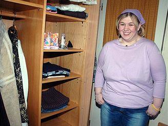 Veronika a její šatník
