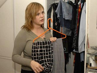 Tereza a její šatník