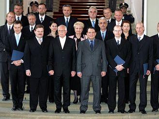 Vláda Jiřího Paroubka