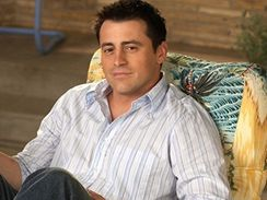 Matt LeBlanc v seriálu Joey
