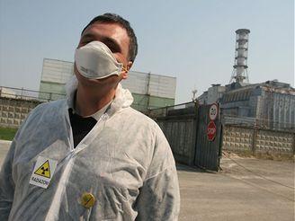 Černobylský turista