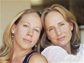 Matka a dcera, �eny - ilustar�ní foto