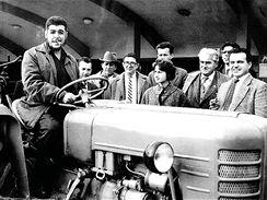 Opravdový Che byl významnější postavou než jeho fiktivní klon.