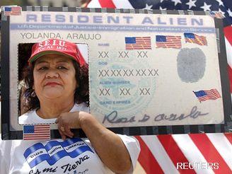 Protesty imigrantů v USA