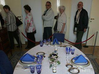 Tisíce návštěvníků viděly Černínský palác.