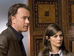 Šifra mistra Leonarda - Audrey Tatou a Tom Hanks