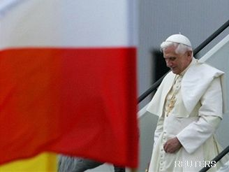 Papež Benedikt XVI. v Polsku