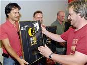 Pavol Habera a Team se Zlatou deskou