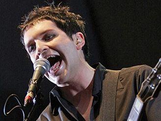 Brian Molko z kapely Placebo