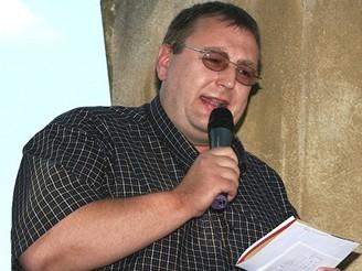 Jiří Hromada, prezident Sdružení organizací homosexuálních občanů