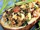 Plněná zelenina se sýrem feta