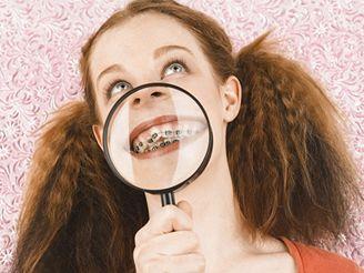 Zuby, rovnátka