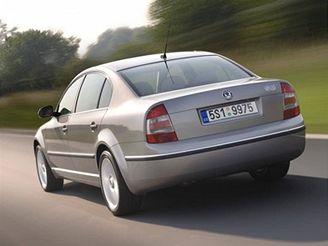 Škoda Superb pro rok 2007