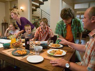 Horákovi, foto ze seriálu